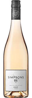 Simpsons Wine Estate Rosé 2019/20, England