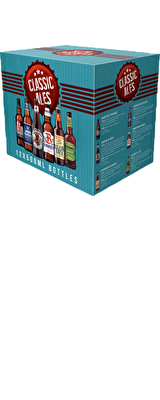Marston's Classic Ales of England 12x500ml Bottles