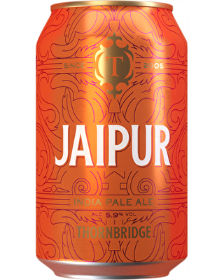 Thornbridge Jaipur 12x330ml Cans