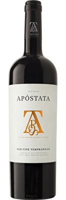 Apóstata Old Vine Tempranillo 2018, Spain