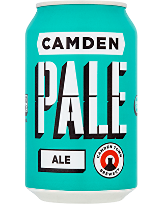 Camden Pale Ale 12x300ml Cans