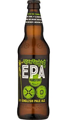 Marston's English Pale Ale 8x500ml Bottles