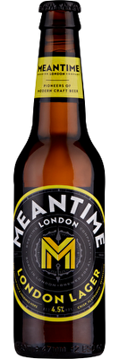 Meantime Lager 6x330ml Bottles