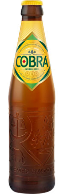 Cobra Premium 12x330ml 4.5% Bottles