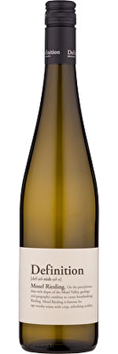 Definition Mosel Riesling 2019/20, Germany