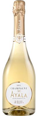 Ayala 'Le Blanc de Blancs' Champagne 2014