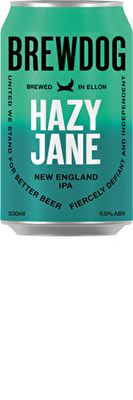 Brewdog Hazy Jane IPA 4x330ml Cans