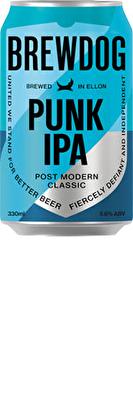 Brewdog Punk IPA 12X330ml Cans