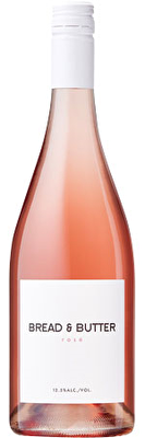 Bread & Butter Rosé 2019, California