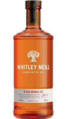 Whitley Neill Blood Orange 70cl