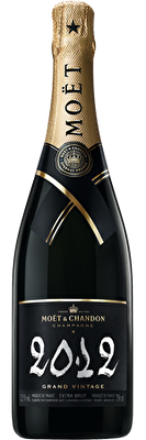 Moët & Chandon Grand Vintage 2012 Champagne