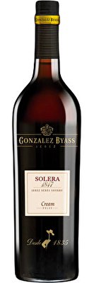 Gonzalez Byass Solera Cream Sherry