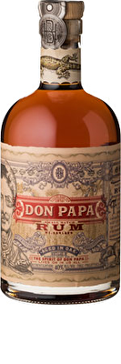 Don Papa Small Batch Flavoured Rum 70cl