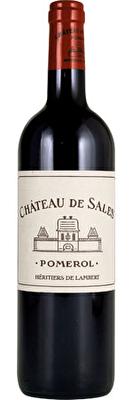 Château de Sales 2011, Pomerol