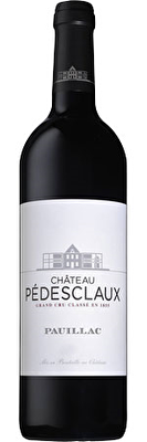 Château Pédesclaux 2010, Pauillac