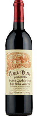 Château Belair 2003, Saint-Émilion Grand Cru