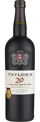 Taylor's 20-year-old Tawny Port