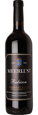 Meerlust Rubicon 2016, South Africa