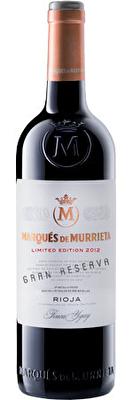 Marqués de Murrieta Rioja Gran Reserva 2014