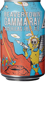 Beavertown Gamma Ray APA 5.4% 4x330ml Cans