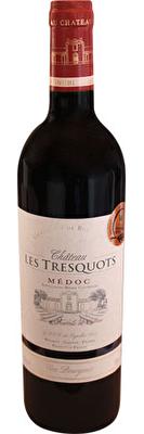 Château les Tresquots 2016, Médoc