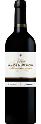 Château Manoir du Gravoux 2015, Castillon Côtes de Bordeaux