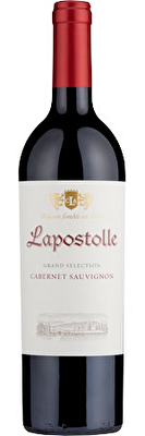 Casa Lapostolle 'Grand Selection' Cabernet Sauvignon 2018, Rapel Valley