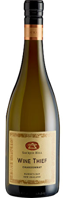 Sacred Hill 'Wine Thief' Chardonnay 2018, Hawkes Bay