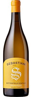 Sebastiani 'Butterfield Station' Chardonnay 2019, North Coast
