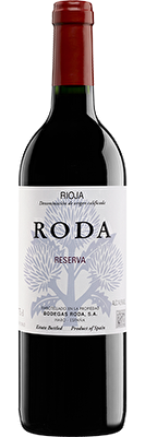 Bodegas Roda Rioja Reserva 2016