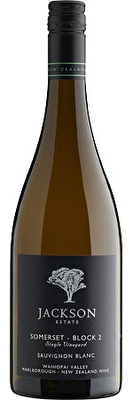 Jackson Estate 'Somerset' Sauvignon Blanc 2019, Marlborough