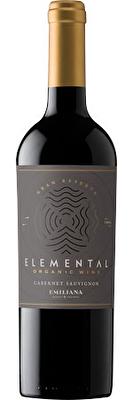 Emiliana 'Elemental' Organic Gran Reserva Cabernet 2018, Maipo Valley