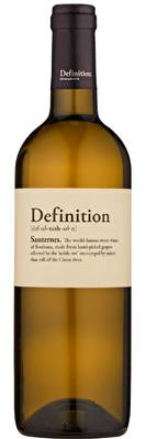 Definition Sauternes 2010 Half Bottle