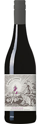Single Vision Pinotage 2020, Western Cape