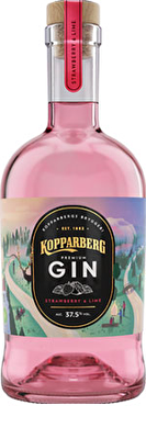 Kopparberg Strawberry & Lime Gin 70cl