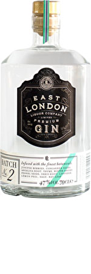 East London Liquor Batch 2 Gin 70cl