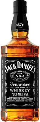 Jack Daniels Whiskey 70cl