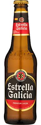 Estrella Galicia 24x330ml Bottles