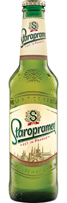 Staropramen 12x330ml Bottles