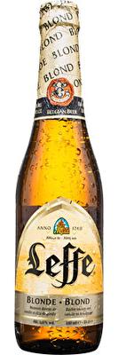 Leffe Blonde 4x330ml Bottles