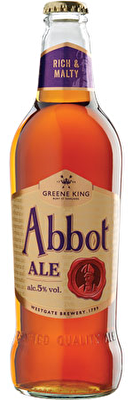 Abbot Ale 8x500ml Bottles