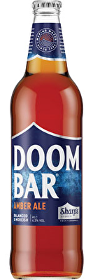 Sharp's Doom Bar 8x500ml Bottles