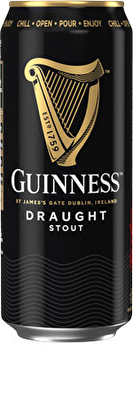 Guinness Draught 15x440ml Cans