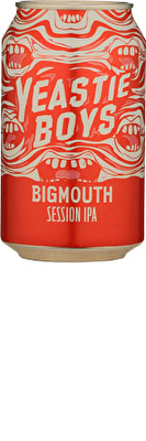 Yeastie Boys Bigmouth 6x330ml Cans