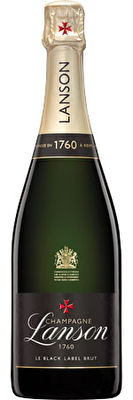 Lanson 'Black Label' Champagne