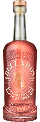 Bullards Strawberry & Pepper Gin 70cl