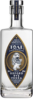 Oxford Rye 'Spirit of Toad' Vodka 70cl