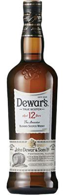 Dewar's 12 Year Old Whiskey 70cl