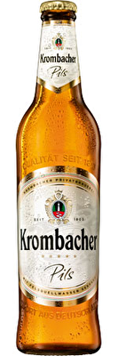 Krombacher Pils 12x500ml Bottles