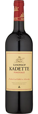 Kanonkop Kadette Pinotage 2019, Stellenbosch